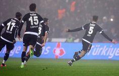 Beşiktaş:1 - Mersin İdman Yurdu:0 - Spor Toto Süper Lig\'in 18. hafta erteleme maçında Beşiktaş, Mersin İdman Yurdu\'nu 1-0 mağlup etti.