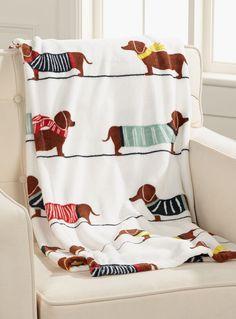 Dachshund dog throw 130 x 180 cm Dachshund Funny, Dachshund Breed, Dachshund Gifts, Dachshund Love, Daschund, Dapple Dachshund, Picasso Dachshund, Dachshund Shirt, Terriers