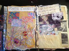 Rose Petals: Sketchbook - Textiles