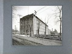 """Truly a """"before"""" photo of Urban Place, New Holland Ave., Lancaster, PA.  From the website (www.urbanplacelan...)  """"Local cork manufacturers began construction at 480 New Holland Avenue in 1865. Armstrong Cork Company took control of the cork manufacturing plant in the early 1900's and later became known as Armstrong World Industries. The cork factory expanded throughout Armstrong's ownership, and several of the buildings were de..."""