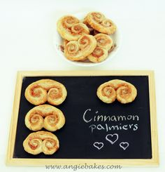 and shares her passion for sweets Cinnamon, Palm, Sweets, Baking, Passion, Food, Basket, Good Stocking Stuffers, Bakken