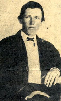 Dead Outlaws Images Old West | Myth: Brushy Bill Roberts of Texas was really Billy the Kid.