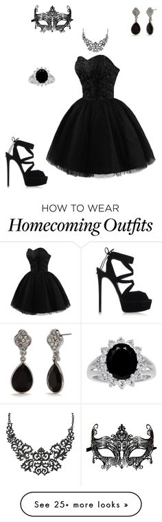 """""""Masquerade"""" by fearless-dreamer09 on Polyvore featuring Casadei and Chaps"""