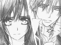 Vampire Knight Kiriyuu Zero Yuuki