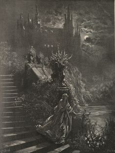 Gustave Dore Fairy Tales | Gustave Doré · Once Upon a Canvas: Exploring Fairy Tale ...