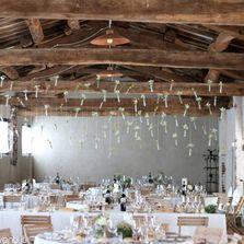 Allestimento floreale tavolo sposi| Centrotavola country chic | Wedding designer & planner Monia Re - www.moniare.com | Organizzazione e pianificazione Kairòs Eventi -www.kairoseventi.it