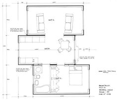 House Plan / container house /