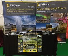 2016 National Conference on Geography Education--Exhibitor Spotlight: Discover the World Education