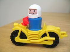 Fisher Price Little People Motorcycle