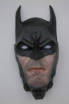 Each sculpture of the Superhero and Villain Art Collection is Hand Sculpted and individually Airbrushed by the talented artist, Kobus Deysel. Superhero Villains, Clay Art, Sculpting, Sculptures, Halloween Face Makeup, Batman, Creatures, Pottery, Night