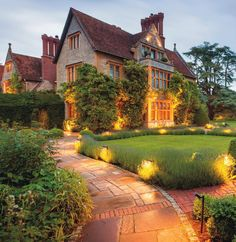 Belmond Le Manoir aux Quat'Saisons in Great Milton, England, the #3 hotel in Europe