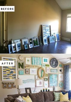 How To Create The Gallery Wall Of Your Dreams