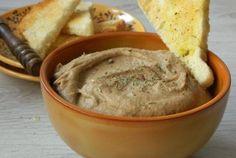 Pateu de ficat si linte rosie Hummus, Mashed Potatoes, Ethnic Recipes, Food, Salads, Homemade Hummus, Meal, Essen, Hoods