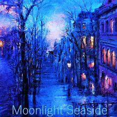 Art picture by Seizi.N 妄想も言い換えればタイムトリップかも、自分への豊かさの旅人へ! 幻想的なMoonlight Seaside ムーンライトシーサイド、こんな絵が好きな方もいるかな?、僕の頭の中の夜の海辺を歩く自分を考えながらお絵描きしてみました。  Rihanna - Diamonds (acoustic cover) http://youtu.be/p1TCMUvA_zU