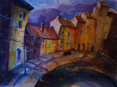 Lucca, Toscany. Lucca, Watercolour, My Arts, Paintings, Pen And Wash, Watercolor Painting, Paint, Watercolor, Painting Art