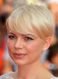 Short Hairstyles for Fine Thin Hair and Round Faces