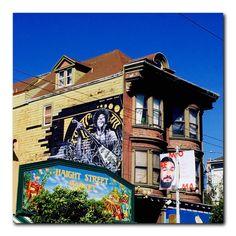 Jimi... . #JimiHendrix #Music #Legend #TheHaight #Haight #HaightAshbury #Mural #SF #SanFrancisco #Realtor #RealEstate #ColdwellBanker