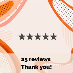 """I have reached a new """"shop milestone"""" thanks to you! I earned 25 five-star reviews — nothing makes me prouder than another happy customer. ❤ 😃 Thank you for your continued support! #etsy #handmade #vintage #paperartaddiction #etsyfinds #etsygifts #papercraft #paper #3D #DIY #PDF #template #pattern #printable #polygonal #lowpoly #model # sculpture Etsy Handmade, Handmade Gifts, Art Addiction, Make Your Own, How To Make, Pdf Patterns, New Shop, Decorating Your Home, Cool Kids"""