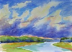 BLOG | MARY BYROM MAINE PAINTINGS | MAINE PAINTINGS | Page 5