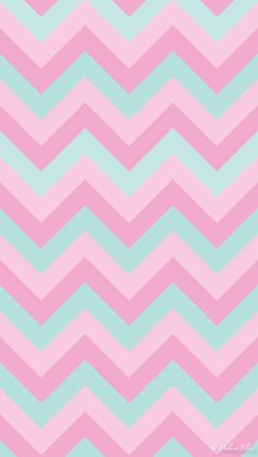 mint and pink wallpaper - photo #14