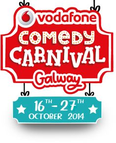 22 and 23 October, 2014 - two shows (The Man From Moogaga) at the Kings Head as part of the Vodafone Comedy Carnival in Galway! Comedy Festival, Competition, Irish, Carnival, October 2014, Pairs, Live, Program Management, Irish Language