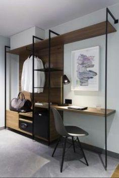 hotel room cool desk - Buscar con Google