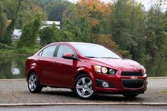 2014 Chevy sonic lt sedan #chevysonic #chevrolet