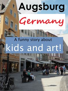 Rude pictures and golden ceilings A Funny, Hilarious, Augsburg Germany, Funny Stories, Family Travel, Adventure Travel, Discovery, Brave, Around The Worlds