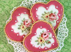 Galletas de San Valentín, Las delicias del buen vivir