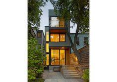 Современный дом в Торонто | Superkul | Фото | Статьи | Архитектура, интерьер, дизайн в ежедневном формате. Theroom.ru