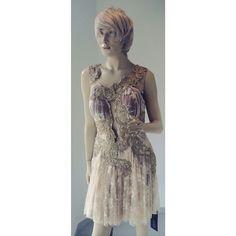 Vestido Zilene Rabello