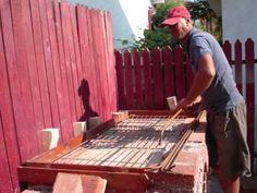 Gratar de gradina din caramida - ziua 3 / Brick BBQ day 3 - YouTube Chile, Deck, Outdoor Decor, Youtube, Home Decor, Atelier, Decoration Home, Room Decor, Chili