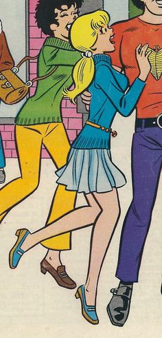 From Life With Archie #80.