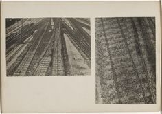 Dessau, End of Winter. Joseph Albers, Moma Collection, Black And White Words, Anni Albers, End Of Winter, Design Basics, Winter Images, Gelatin Silver Print, Historical Images