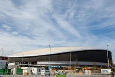 Uma das obras mais polêmicas da Olimpíada, velódromo é entregue no Rio de Janeiro | Infraestrutura Urbana