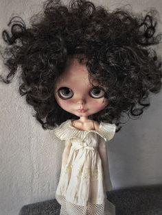 On hold Rhea custom doll ooak fashion doll by BlytheMe78