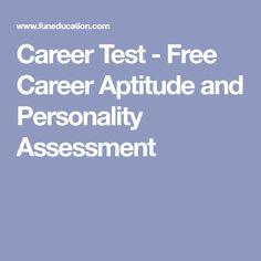 Career test