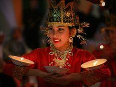 Minangkabau Dancer