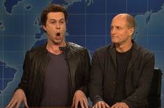 SNL Reunites Woody Harrelson, Matthew McConaughey (Video)