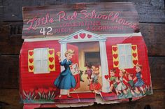 Doubl-Glo Valentines Day Cards  Vintage  Unused by smileitsvintage