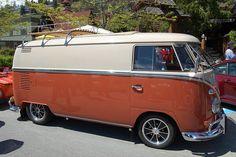 VW bus, via Flickr.