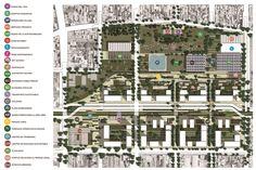 La ciudad de Mendoza resulta un ejemplo de sustentabilidad.Es muy adecuada la elección de la denominación distrito sustentable, justamente para intervenir el vacío urbano.La intervención propuesta apunta entonces a recomponer esa fisura histórica.