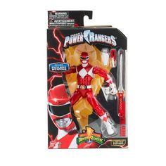 Power Rangers: Legacy – Metallic Red Ranger (Limited Edition)  Bandai  Power Rangers, Legacy www.detoyboys.nl