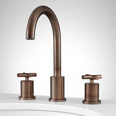 Exira+Widespread+Bathroom+Faucet