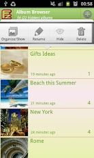 So looks like... Foozer for Android https://play.google.com/store/apps/details?id=com.limon.foozer.free