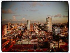 "photo nicolas pascarel in Havana Cuba during a photo workshop. ""Panorama Habana""."