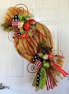 Navidad Candy Cañas festivo Golosinas 100/% Algodón Tejido