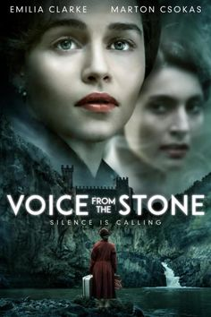 Caterina Murino and Emilia Clarke in Voice from the Stone Netflix Movies, Movies 2019, New Movies, Movies Online, Movies And Tv Shows, Movie Tv, Indie Movies, Drama Movies, Emilia Clarke
