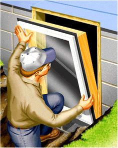 If you& considering a basement renovation as a way to expand your living space, don& be surprised if your building-codes office has something to say about itespecially if a new bedroom is part of your plan. Without an egress window in case of fir