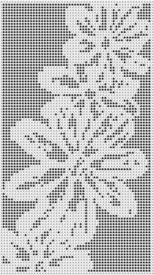 Daisy Crochet Afghan Pattern
